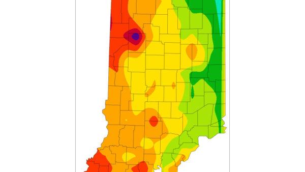 April Showers or Lingering Drought?