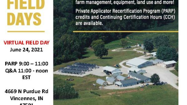 Southwest Purdue Ag Center Virtual Field Day